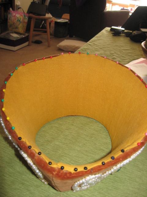 Orange Hat Lining3